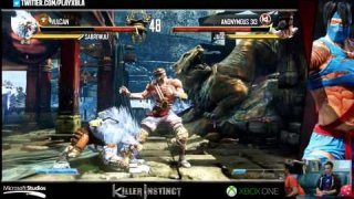 Killer Instinct ::: Q & A on Spinal MS stream 23 January :::