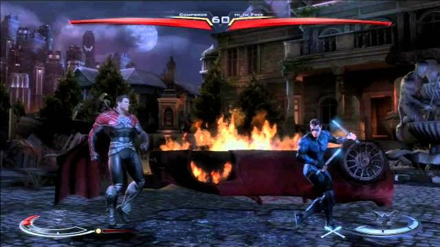 Injustice: Gods Among Us Online Casuals w/ Chongo (PSN) - 2/8/14