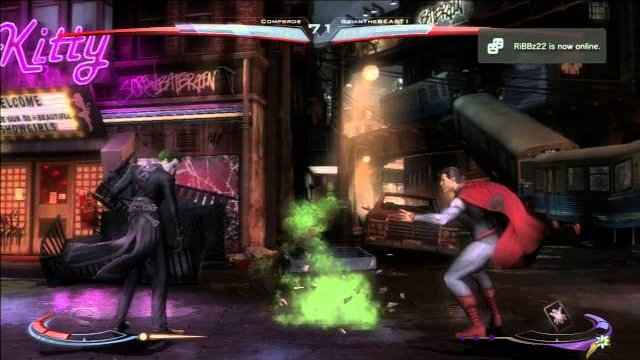 Injustice: Gods Among Us Online Casuals w/Brian The Beast (PSN) - 2/9/14
