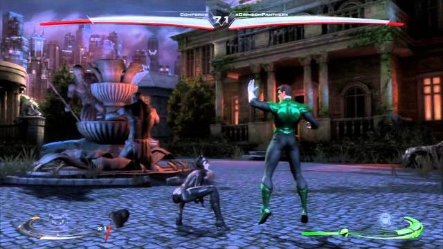 Injustice: Gods Among Us Online Casuals - NRF|Crimson Panther (PSN) - 2/24/14