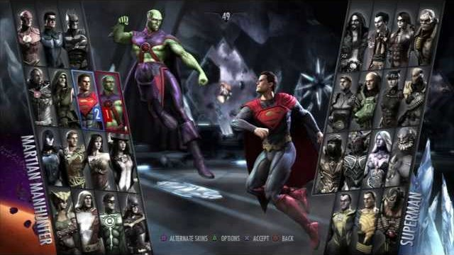 Injustice: Gods Among Us Online Casuals w/ comodatousa (PSN) - 2/25/14