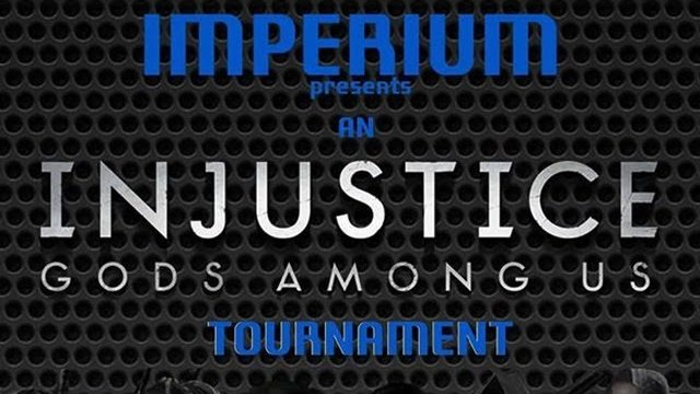 Imperium Injustice: Gods Among Us 3-2-2014 Tournament Highlights