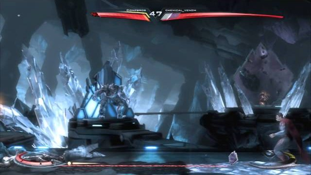 Injustice: Gods Among Us Online Casuals w/ Blindman (3/26/14, PS3)