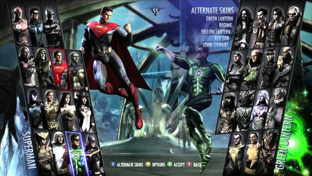 Injustice: Gods Among Us XBL King of the Hill *Xbox has a lot of Rage Quitters* - 4/21/14