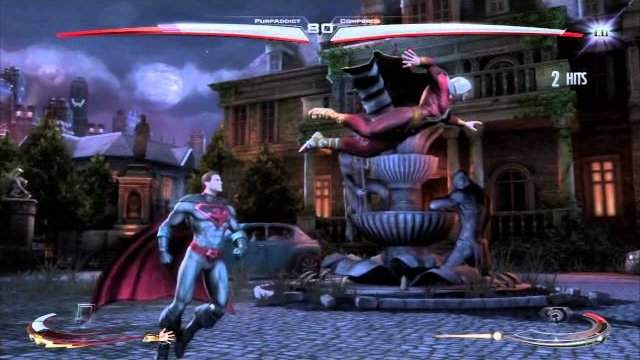 Injustice: Gods Among Us (PS3) Online Casuals w/ PurpAddict- 5/11/14