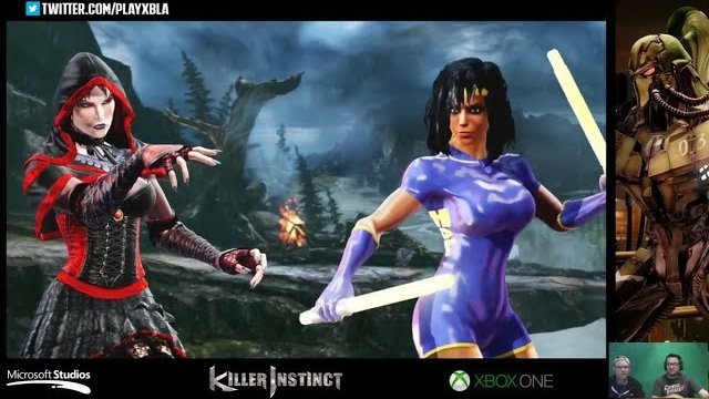 Killer Instinct ::: Killin' It with Mike, Corey, & Helen MS Stream 29 May :::