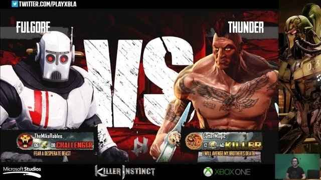 Killer Instinct ::: Mike WE're BACK MS stream 5 june ::: Killer Time