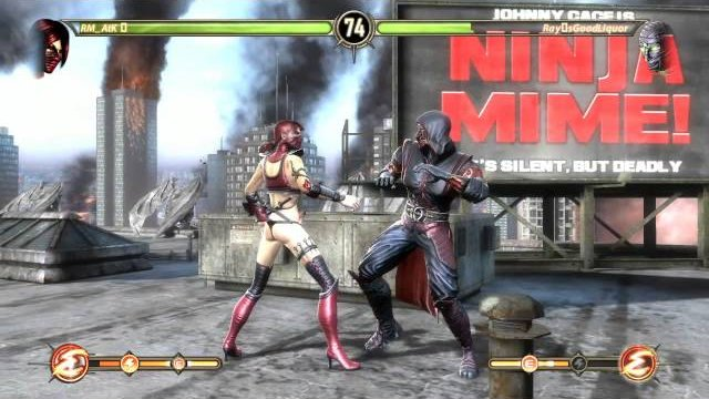 Mk9 Online Casuals RM_AtK! vs Ray'sGoodLiquor