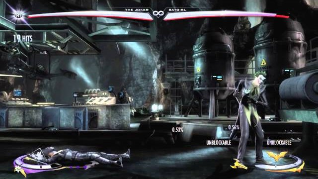 INJUSTICE THE JOKER STAGE SETUP PART 3: LUTHOR'S LAB AND BATCAVE!