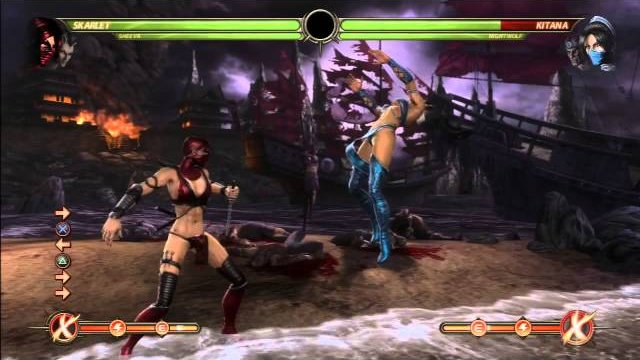 Some Girls Are Bigger Than Others - Sheeva & Skarlet Tag Combos