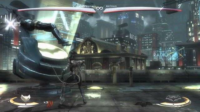 INJUSTICE: CATWOMAN POSSIBLE MIX-UP