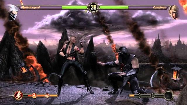 Mortal Kombat 9 (XBL) Online Casuals w/ Perfect Legend (Second Set) - 8/3/14