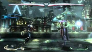 STB PSN Injustice Invitational (8/31) - Lolligagger(Wonder Woman) vs.STB|Shujinkydink(Manhunter/CW)