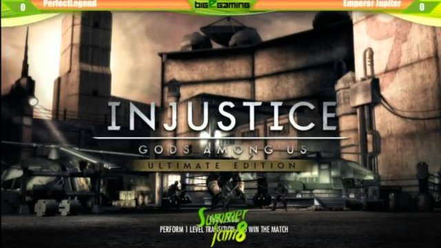 Summer Jam 8 Injustice 2014 Top 8 Full