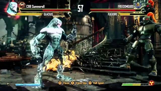 Killer Instinct - Robots, Aliens, and Jags