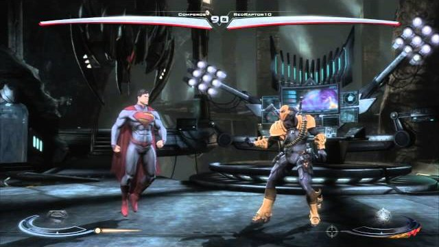 Injustice (PS3) Online Casuals (9/2/14) - Compbros (Superman) vs. RedRaptor10 (Deathstroke)