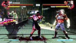 Killer Instinct - TJ Combo Basic Training