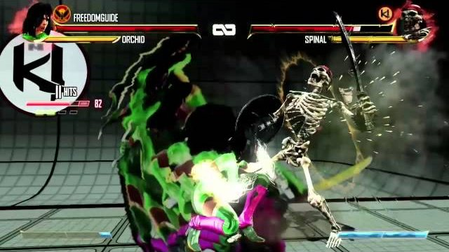 Killer Instinct - Freedom Guide OrchidsBomb3xRekka