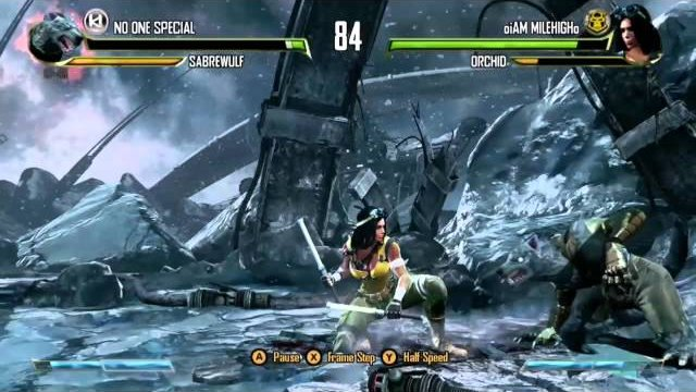 Killer Instinct - Rank MileHigh vs No 1 special
