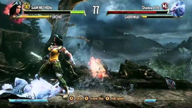 Killer Instinct - Iam MileHigh vs Shadowz Rank