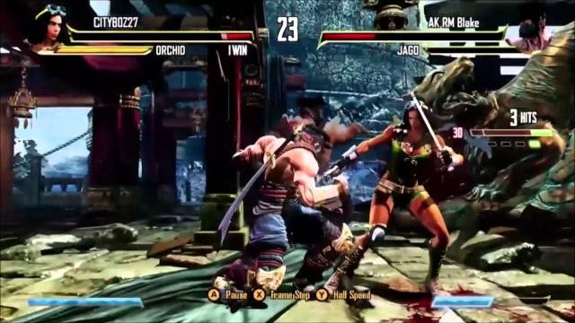 Killer Instinct Ranked Matches with AK RM Blake, Entry 2 (10/27/2014)