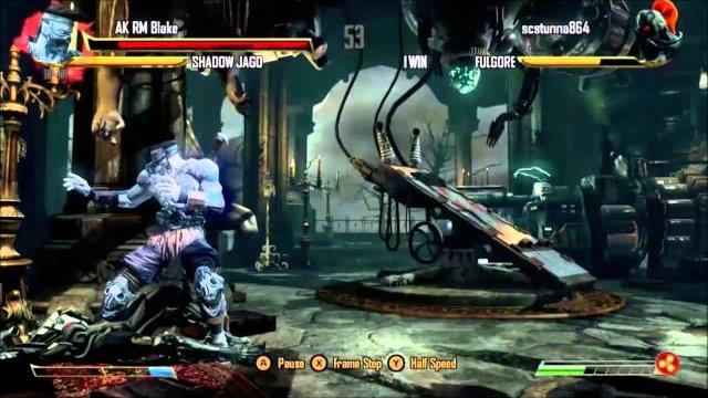 HALLOWEEN 2014 SPECIAL - Ten Killer Instinct Ranked Matches with AK RM Blake!