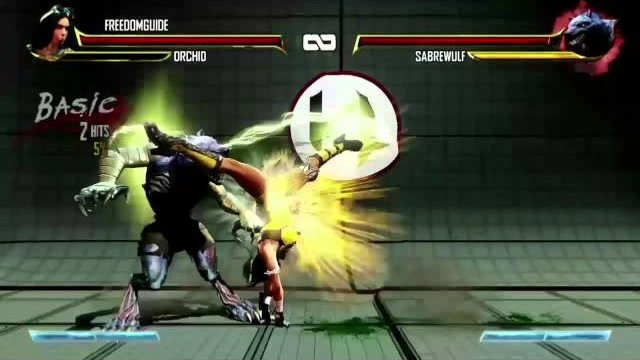Killer Instinct - Orchid Stops Teleporting/Dashing