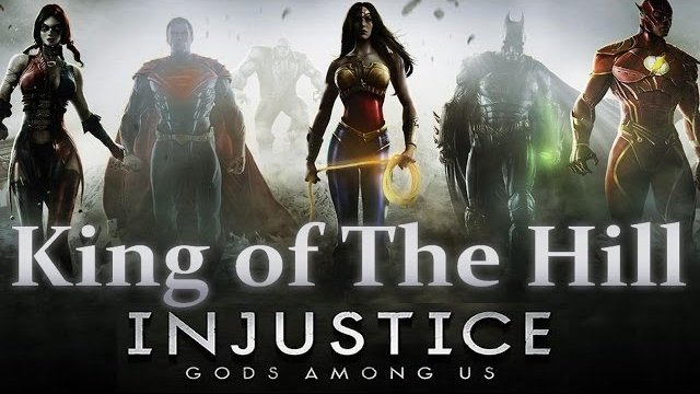 Injustice: EU Beasty KOTH! ft. Eviltwin, Guareisuku, Thunderone, Bishbash and Mario! IGAU Fights 2014!