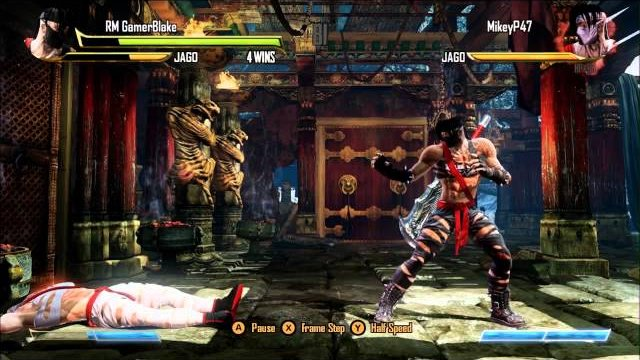 RM GamerBlake's Tournament Matches from Grimmmz's Subscriber Showdown (11/22/2014) - Killer Instinct