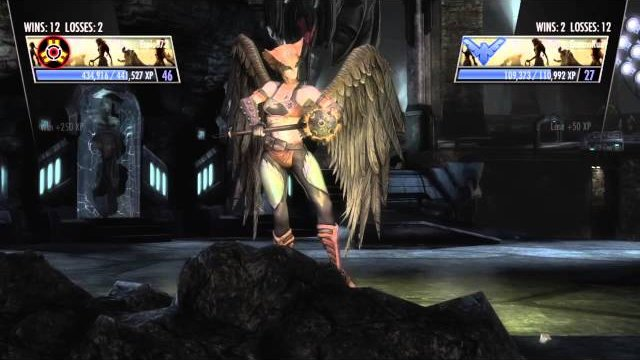Injustice: Gods Among Us: Guamo v.s. Espio Part 2