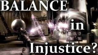 Balance in Injustice?!! 9-1 MU! Zod  VS Lex Luthor! NEC15 - RelaxedState VS Revolver.