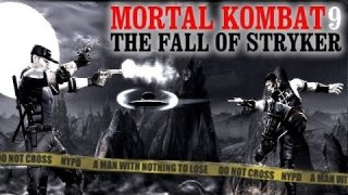 The Fall of Stryker! Thunderone vs MKNBB! Mortal Kombat 9 PSN Casuals 2014