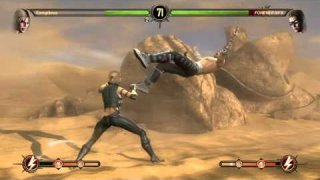 MK9 (360) Online Casuals: Compbros (Sonya) vs. Forever NYX (Kitana/Johnny Cage) - 12/21/14