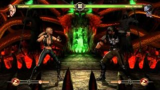 MK9 (360) Online Casuals First Set: Compbros (Sonya) vs. AcTive TWISTED (Kabal) - 12/21/14
