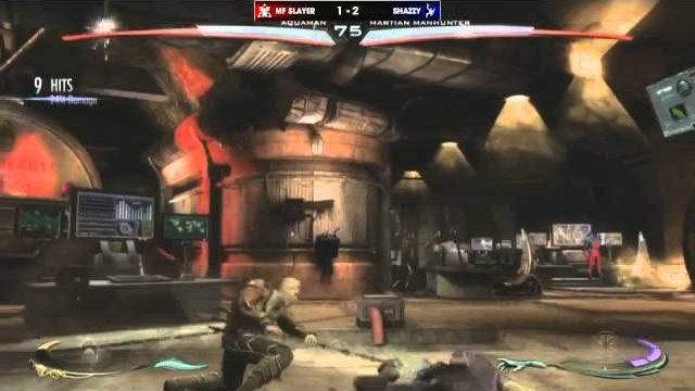 ILAB V: MF Slayer vs Shazzy(Losers Finals)