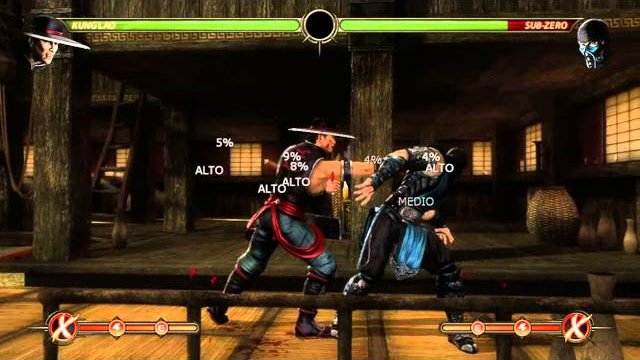 ETC Mcfly - Kung Lao - 94% 29 HITS (MK9 Vanilla) (Dedicated to my friend Check)