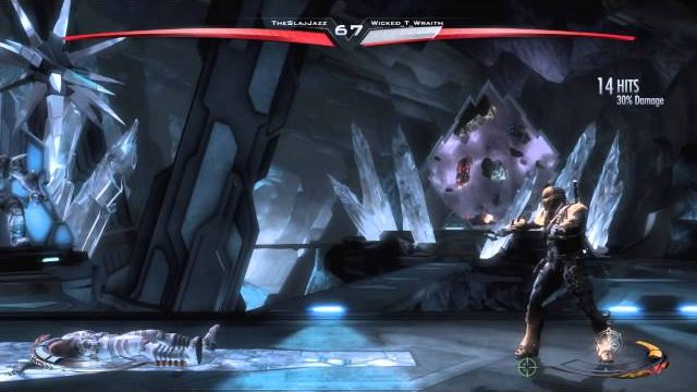 Injustice Ranked: TheSlajJazz vs Wicked_T_Wraith