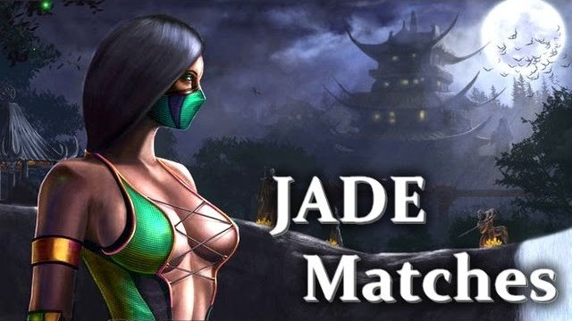 MK9: GGS! Jade VS You_Again_No (Scorpion, Kabal)! Fighting Matches Mortal Kombat 9 PSN Casuals 2015!