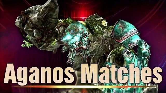Killer Instinct - Aganos Is Broken?!! VS Riptor, Spinal, Sadira! KI 1080p 60fps Matches Gameplay!
