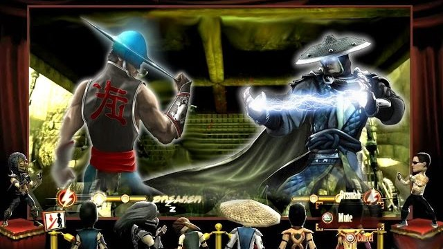 Hats Madness in KOTH! Raiden and Kung Lao VS World! Mortal Kombat 9 (MK9) Matches PSN 2015!