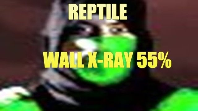 MK9 Reptile Wall X-Ray combo 55% & concepts (2015)