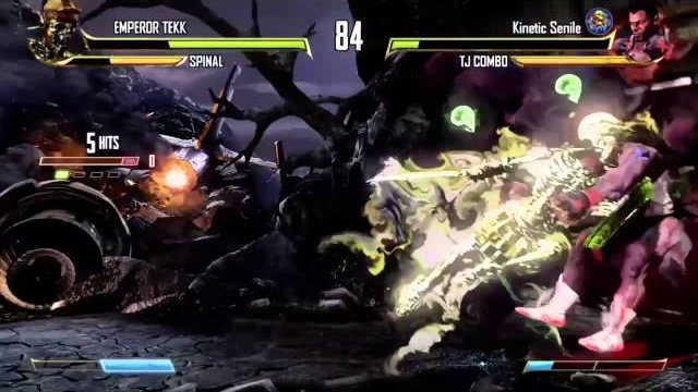 Killer Instinct - Freedom Releases His S2 Spinal