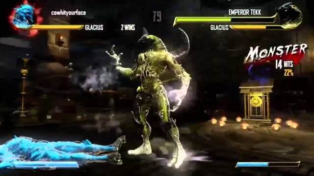 Killer Instinct - Freedom's Highlights March 21st