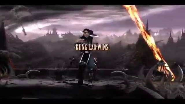 ETC Mcfly Presents...MK9 Kunglao All Finishing (With Hat Glitch)