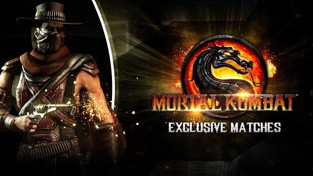 MKX - KOTH Matches. X3 Draman Kuritani  ( Tournament Player ) Erron Black