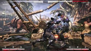 MKX Raiden 48% meterless by TONY-T