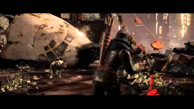 MKX (Online): Matches Part 1 - Ranked Reptile