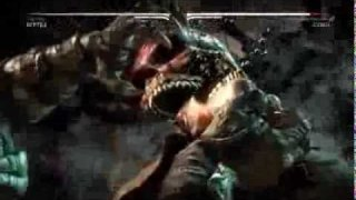 MKX - REPTILE (Noxious) WALL X-Ray 64%