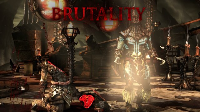 Mortal Kombat X: High Level KOTH Matches