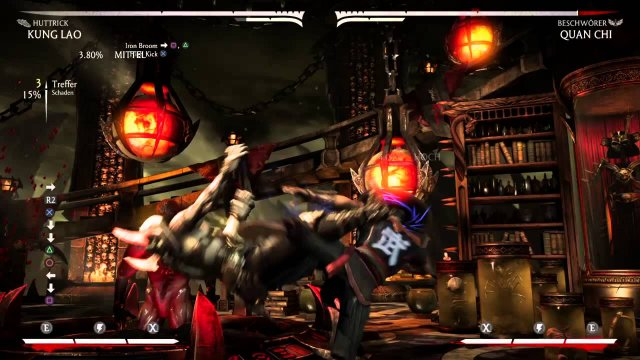 Mortal Kombat X_Kung Lao High Hat Trap Set Up 3 (32%)